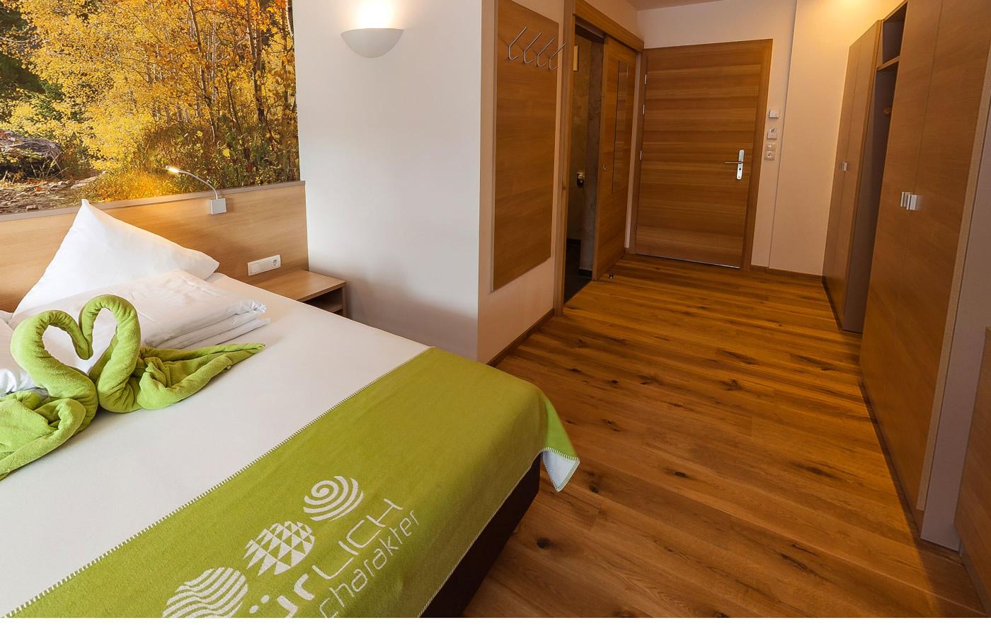 Studios des Hotels. Sommer-Urlaub in Tirol - Österreich.