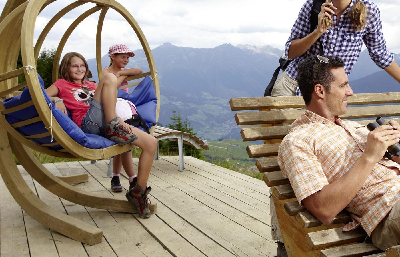 Wohlfühlstationen in Serfaus-Fiss-Ladis. Wohlfühlen für die ganze Familie!