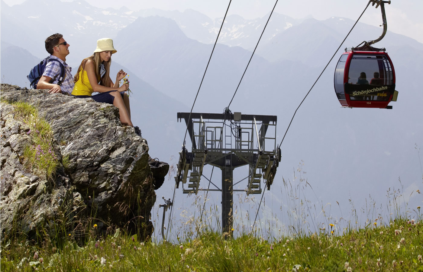 Super.Sommer.Card in Serfaus-Fiss-Ladis in Tirol.
