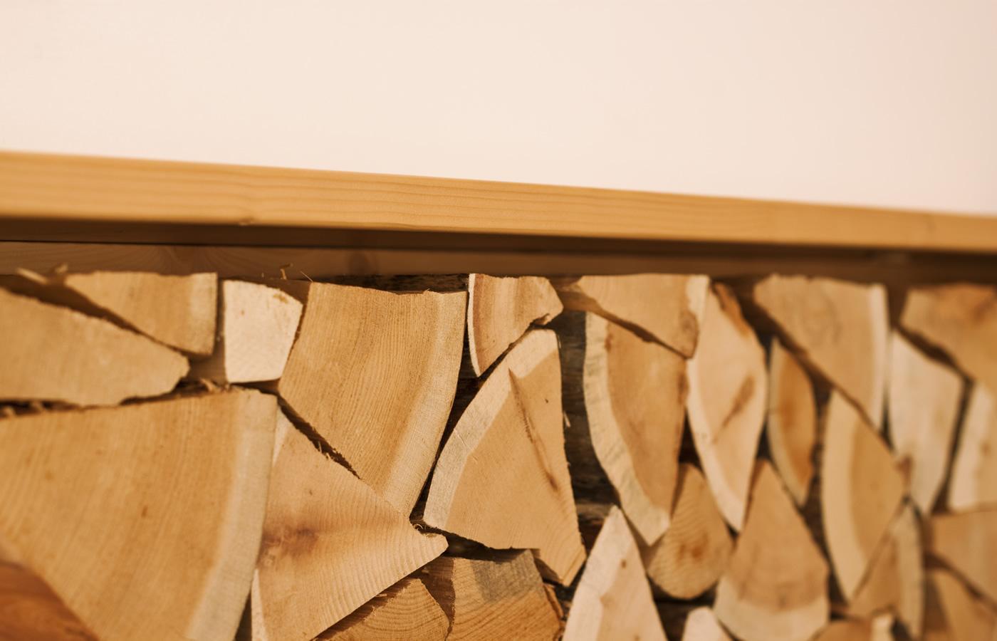 Liebe zum Detail - Holz in seiner schönsten, traditionellsten Form.